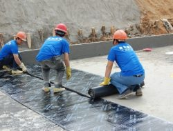 TYPES OF WATERPROOFING METHODS IN CONSTRUCTION