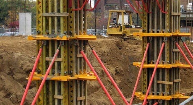 Formwork (Shuttering) for Different Structural Members -Beams, Slabs, Columns, Footings
