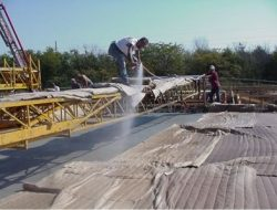 Curing Methods for Different Types of Concrete Construction