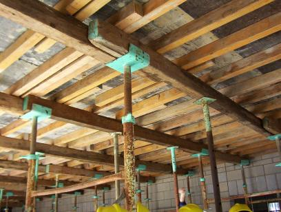 Concrete Formwork Removal Time Specifications And