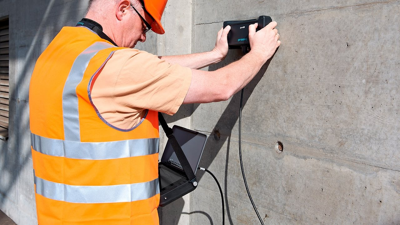 What Is Ultrasonic Testing Of Concrete For Compressive
