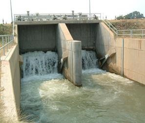 Canal Intake Structures