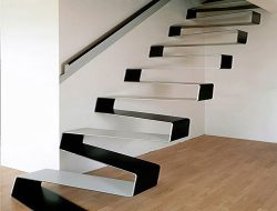 TYPES OF STAIRS AND THEIR USES