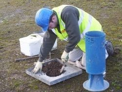 TYPES OF SOIL TESTS FOR ROAD CONSTRUCTION