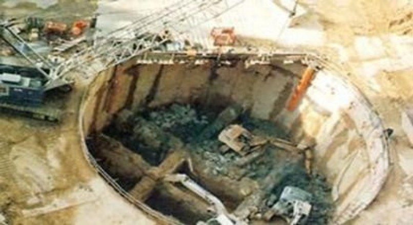 Caisson Foundation -Types, Construction and Advantages of