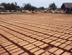 MANUFACTURING OF BRICKS – METHODS AND PROCESS
