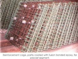 How to Control Corrosion of Steel Reinforcement in Concrete?