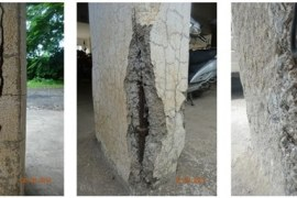 Different Types of Failures in RCC Buildings with Case Studies