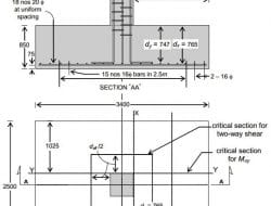 Requirement for Detailing of Reinforcements in Concrete Structures