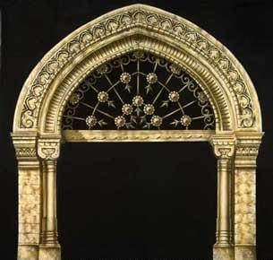 Types of Arches Construction based on Shape, Material