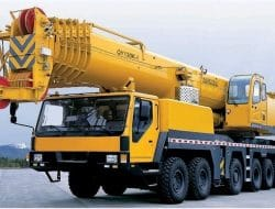 TYPES OF CRANES USED IN CONSTRUCTION
