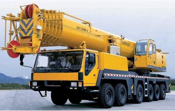 Types Of Mobile Cranes : What are the types of cranes used in construction