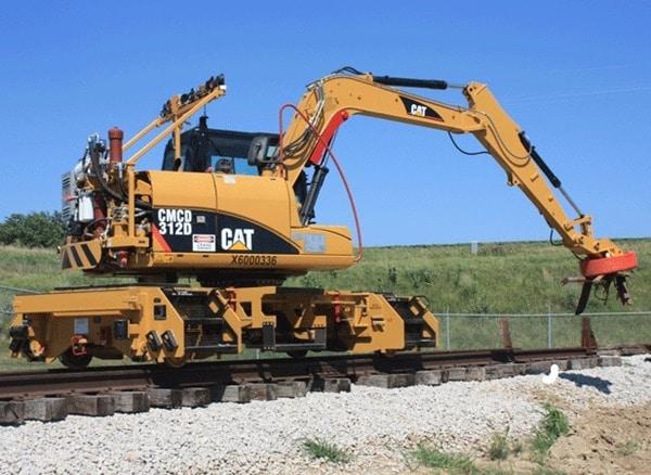 Railroad Crane