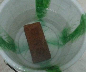 Absorption Test on Bricks