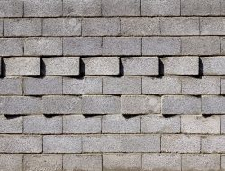 TYPES OF CONCRETE BLOCKS OR CONCRETE MASONRY UNITS IN CONSTRUCTION