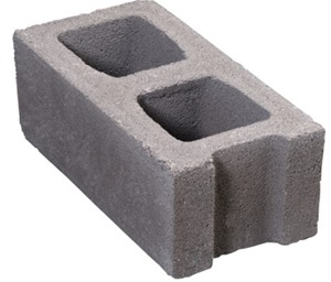 Concrete Corner Blocks