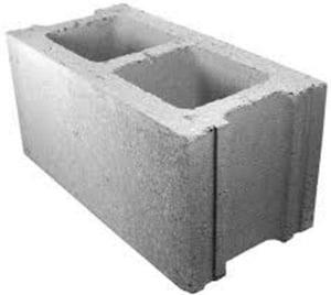 Concrete Stretcher Blocks