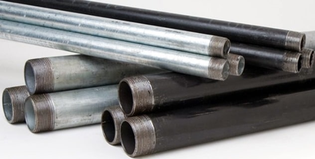 Types Of Plumbing Pipes Used In Building Construction