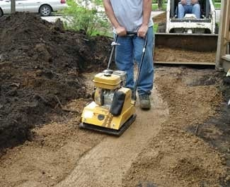Compaction of Soil to Prevent Settlement Cracks in Concrete
