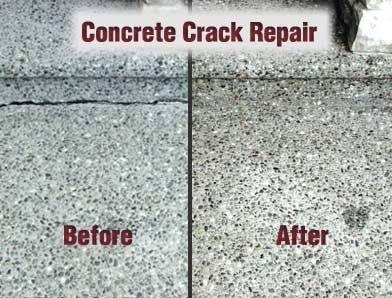 Repair of Cracks in Concrete