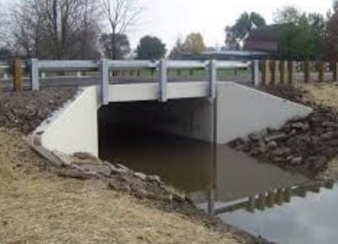 Types of Bridges based on Span - Culvert Bridge