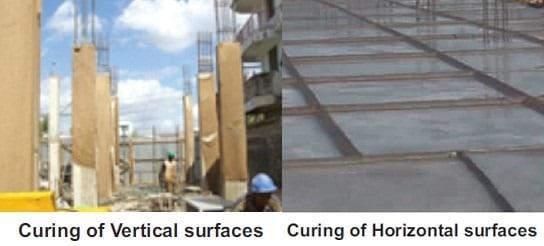 Proper Curing of Concrete