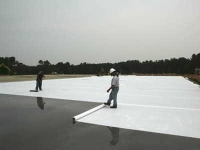 Curing of Concrete to Prevent Cracks