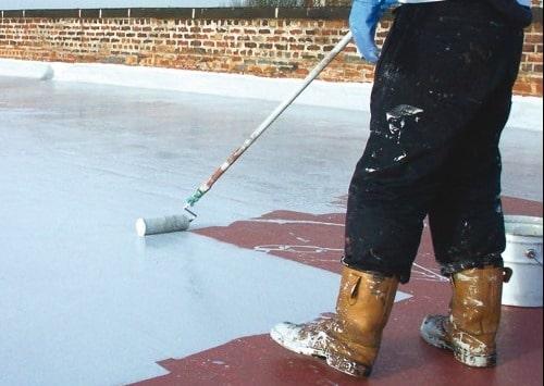 Sheet Applied Waterproofing Membrane : Liquid waterproofing membrane for concrete