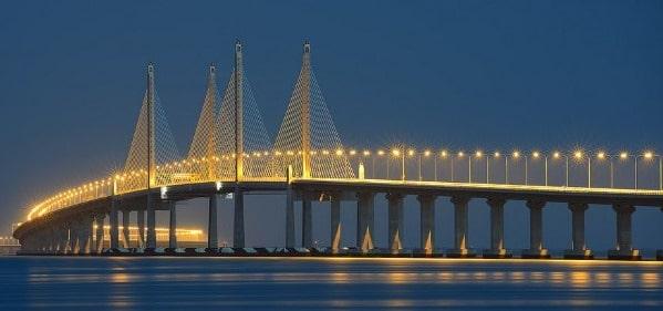 Long Span Bridge