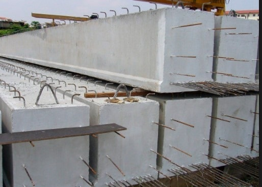 Prestressed Concrete Bridge