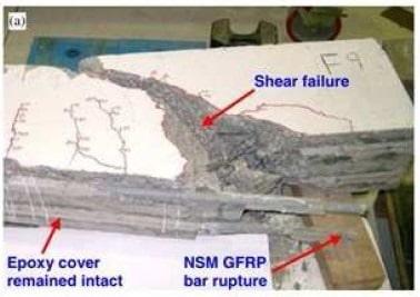 Use Of Nsm Fiber Reinforced Polymer For Strengthening Of