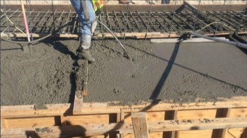 Vibration of Concrete