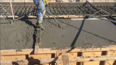 Vibration of Concrete
