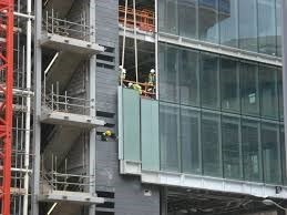 Curtain Wall Construction