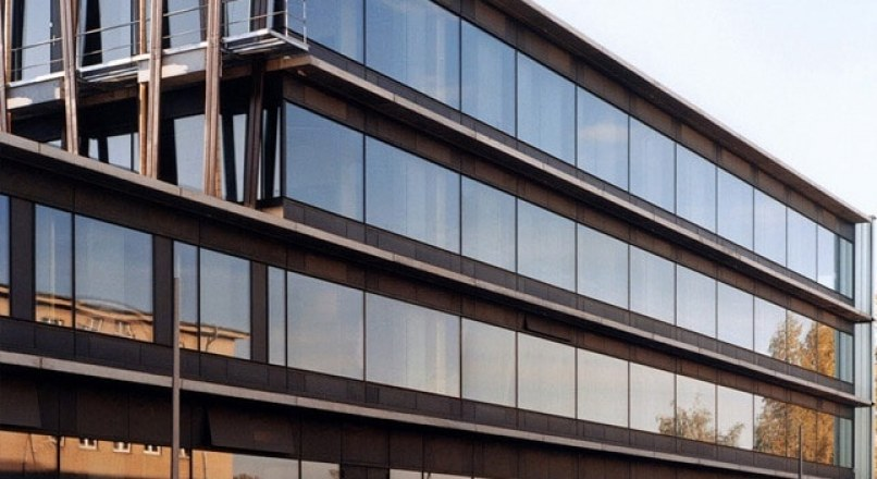 Curtain Wall System - its Types, Details, Functions and