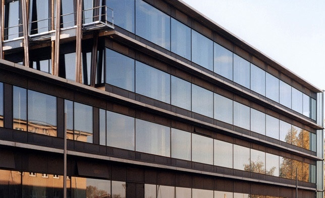 Curtain wall system its types details functions and
