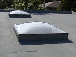 Dome Acrylic Skylight