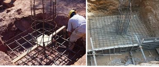 Column Reinforcement and Layout