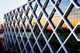 Steel Diagrid Structural System