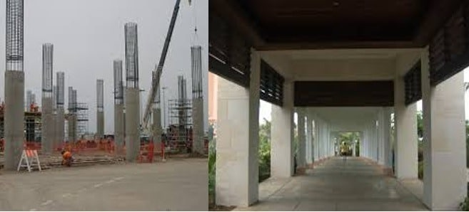 Rcc Columns And Beams : Types of rcc column and its construction methods