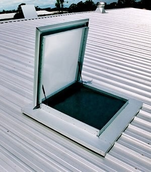 Ventilated Skylight