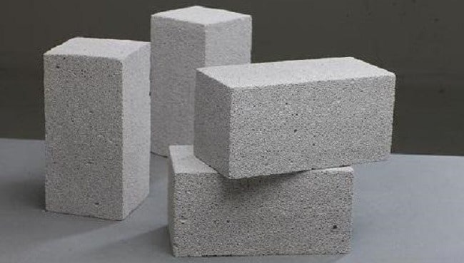 Cellular lightweight concrete materials applications and for Concrete foam block construction