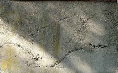 Cold Joints due to poor Compaction of Concrete