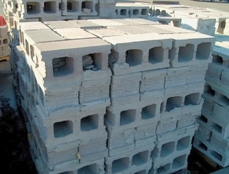 Testing of Concrete Masonry Blocks for Compressive Strength