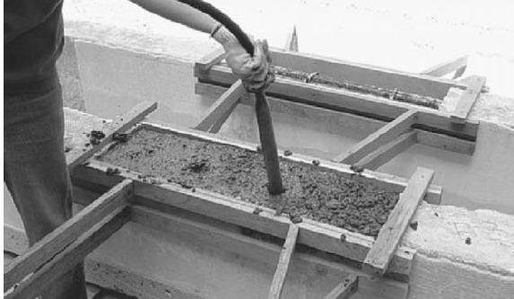 Internal Vibrators for Concrete Compaction