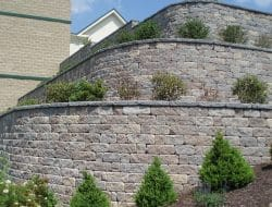 Segmental Retaining Wall – Types, Design and Advantages