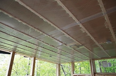 Types Of Ceiling Used In Building Construction And Their