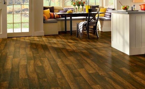 Vinyl Sheet Flooring Installation Methods And Procedure