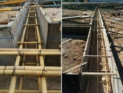 Bamboo Reinforced Concrete – Properties, Mix Proportion, Design and Construction
