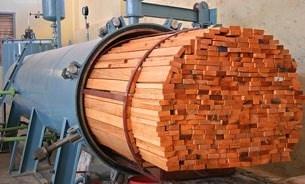 Chemical Seasoning of Timber